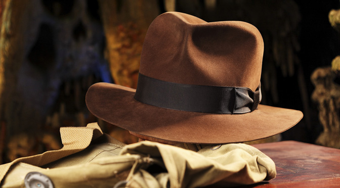 Indiana Jones Hat By Marc Kitter
